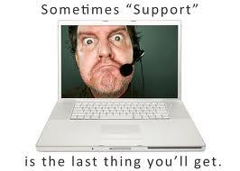 Bad Hosting service provider